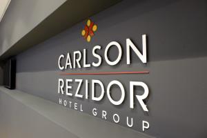Rezidor - Logo